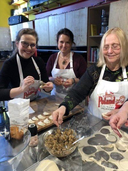 Wigilia - Polish Christmas Eve cooking class in Warsaw
