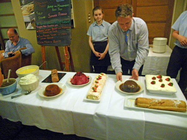 Cotswolds Experience - Pudding Club