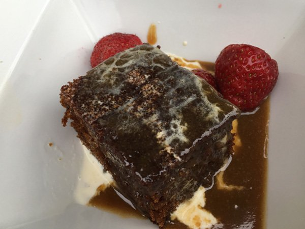 Cotswolds Experience - Sticky Toffee Pudding