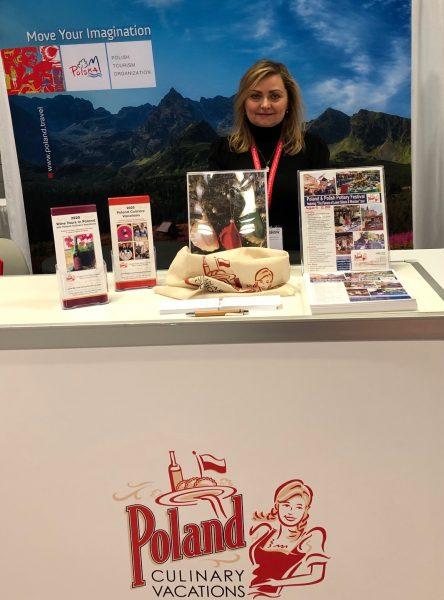 Poland Culinary Vacations at the 2020 NY Times Travel Show