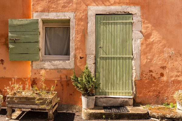 doors and windows Provence