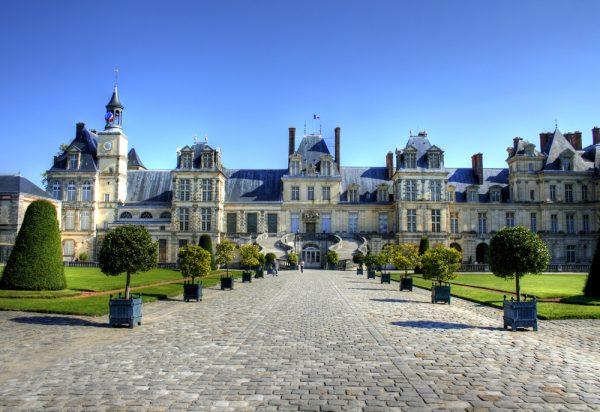 Chateau de Fontaineblau