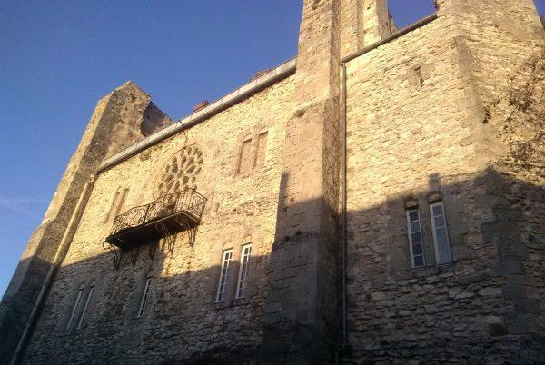 the 12th century Castle