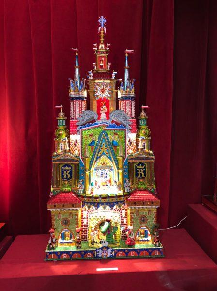 Krakow Christmas crib