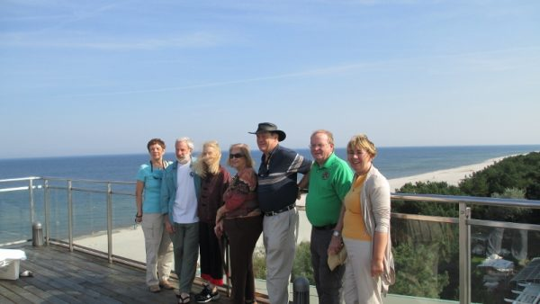 "Linda & Paul, Lynn & Dave, Joan & Robert - ""Coastal Cooking in Pomerania and Gdansk"" tour"