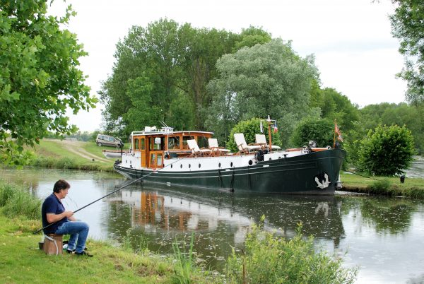 The Canal du Nivernais