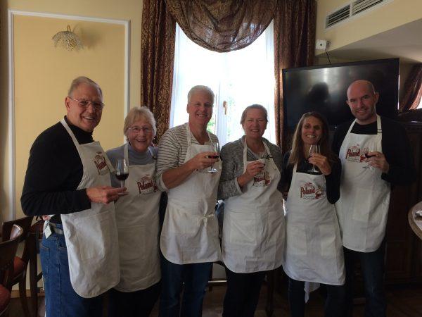 "Margaret & Alex, Dana & Phillip, Rebecca & Kevin - ""Spa and Wine Vacation in Southern Poland & Krakow"""