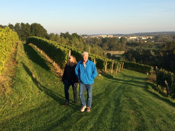 """Dana and Phillip - """"Spa and Wine Vacation in Southern Poland & Krakow"""""""