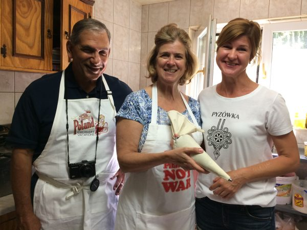 """Mary Ann & Joseph - """"Cooking Your Way From Krakow to Zakpane"""" tour"""