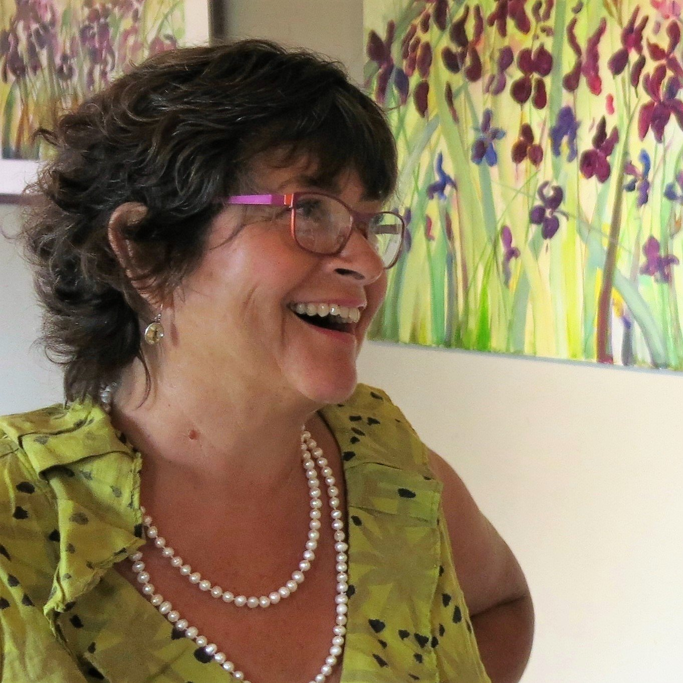 Tess Baker - Paint Provence with Tess