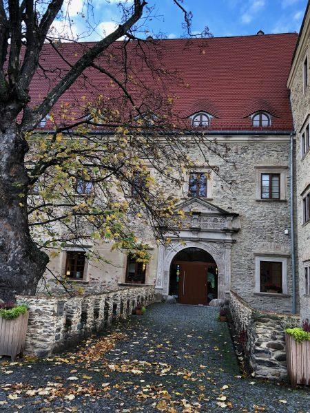 Uroczysko Siedmiu Stawow Luxury Hotel & Spa in Lower Silesia region of Poland