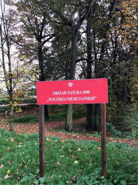 Countryside location for Uroczysko Siedmiu Stawow Hotel & Spa in Lower Silesia region of Poland