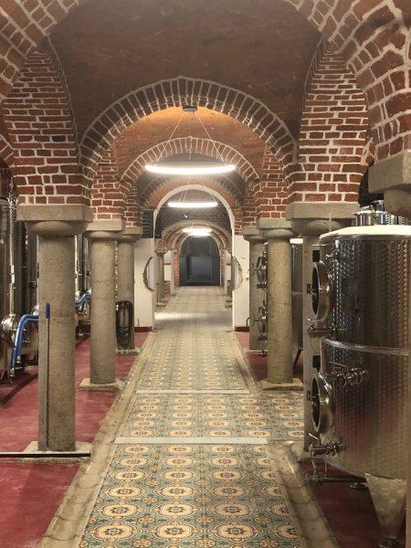 Interiors at Silesian Winery
