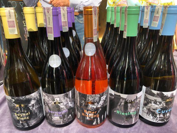 Silesian Vineyards Polish wine