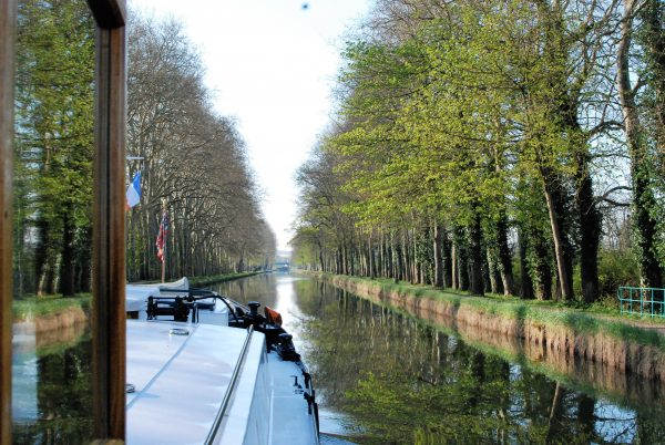 Canal Cruising