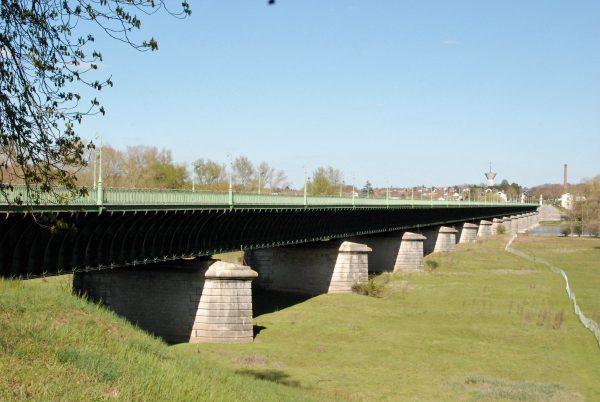 Canal Bridge at Briare
