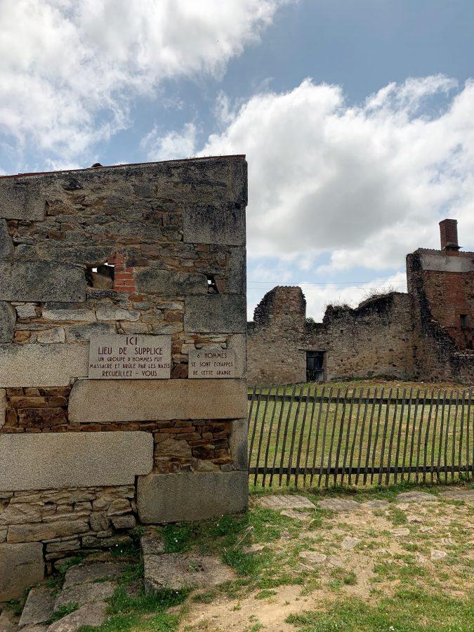 Oradour-sur-Glane today