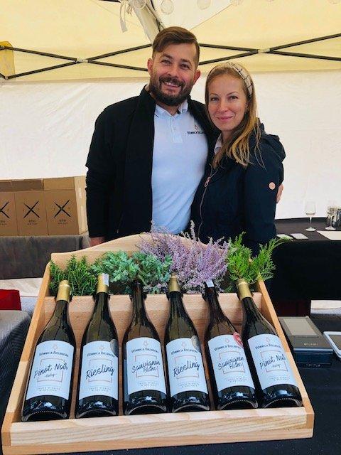 Bielawska Winemakers in Lower Silesia region of Poland